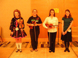 NAFC Music Scholarship Comp WV Feis 2011