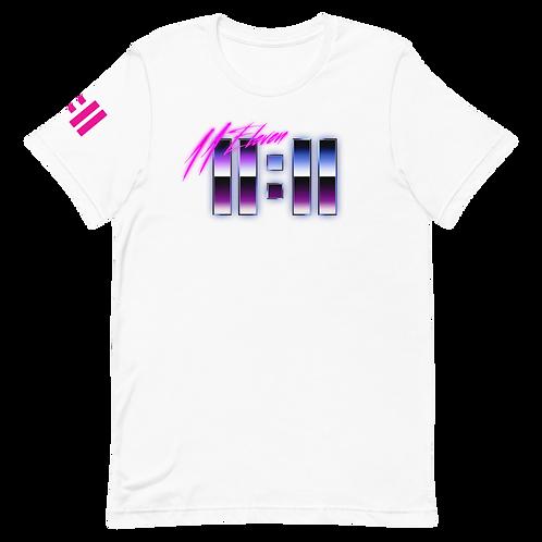 11 Eleven Retro 80's Tee