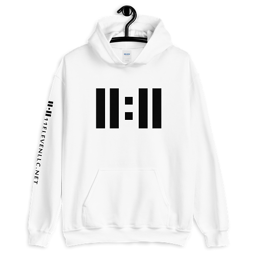 11|Eleven Official Logo Hoodie