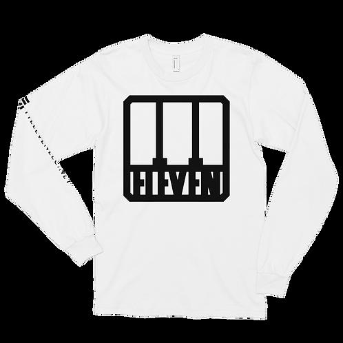 11|Eleven 8-bit Long Sleeve Tee