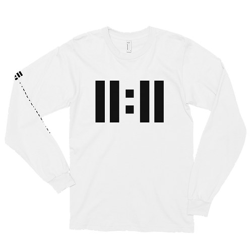 11|Eleven Official Long Sleeve Tee