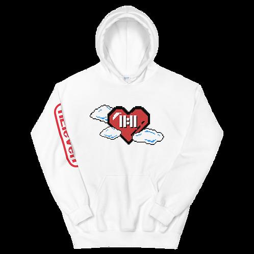 11|Eleven 8-bit 11UP Hoodie