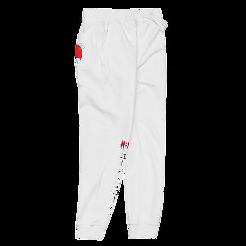 11 Eleven Katakana JP Edition Fleece Sweatpants