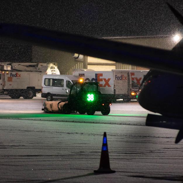 Burlington International Airport (BTV)
