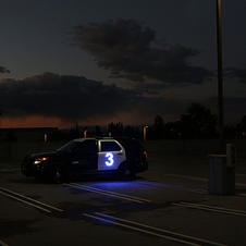 AirelXL Lighted Vehicle Numbers