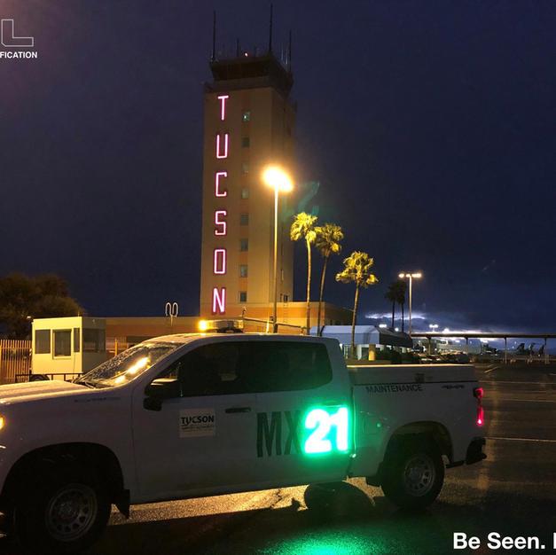 Tucson International Airport (TUS)