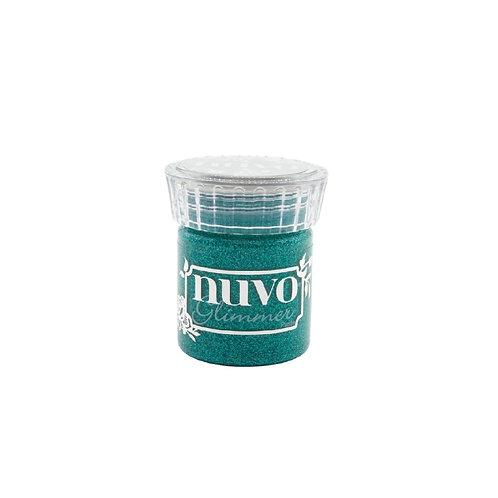 Nuvo - Glimmer Paste - Dark Green