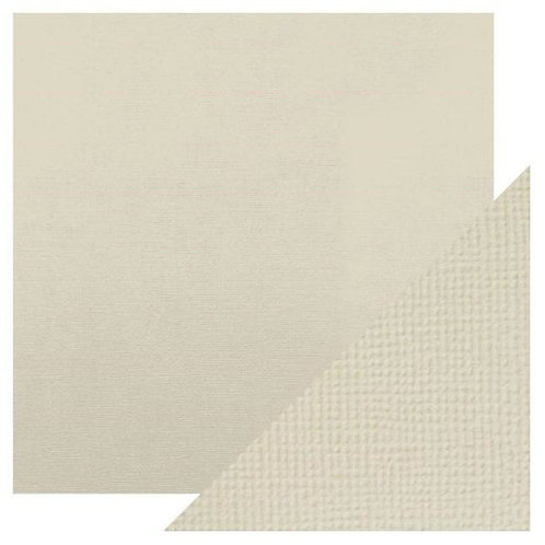 """12""""x12"""" textured cardstock sheet - Oyster Grey"""