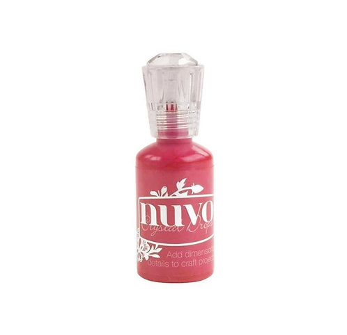 Nuvo Dots Gloss - Red Berry
