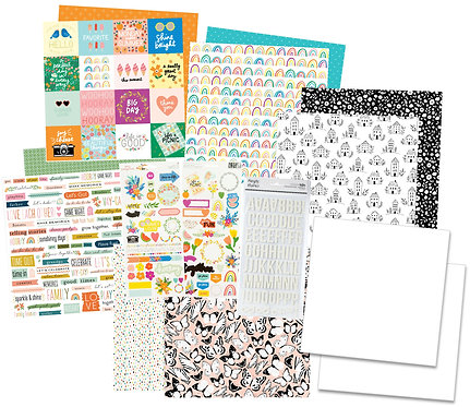 July/August 2020 Quirky Kit Lite