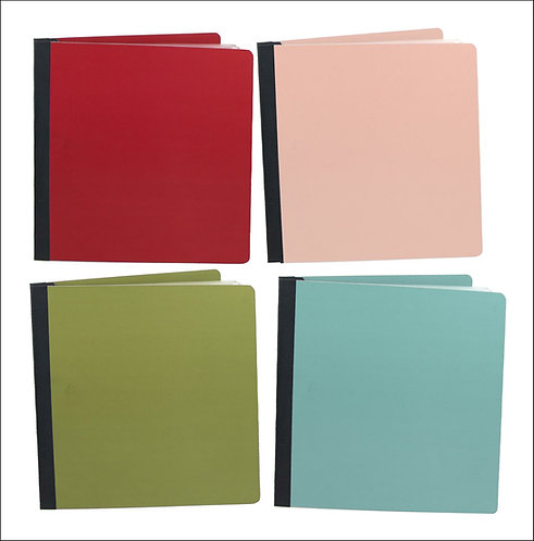Simple Stories Flipbooks Mini Albums 6x8 size