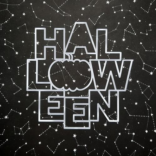 Pre Cut Cut file 'Halloween' by Paige Evans