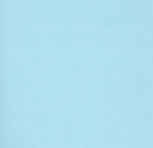 Arctic Blue Textured Coloured Cardstock Sheet