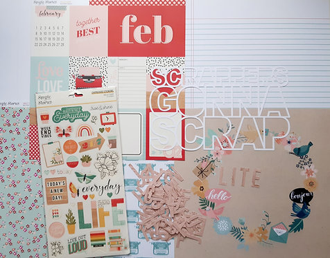 Jan/Feb 2021 Quirky Kit Lite