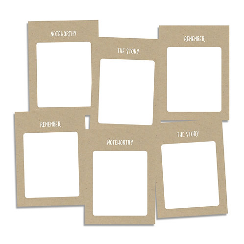 Journalling cards pack