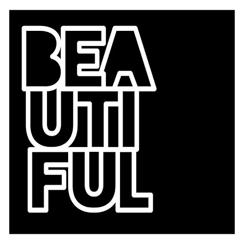 Beautiful by Paige Evans Title Cut Out