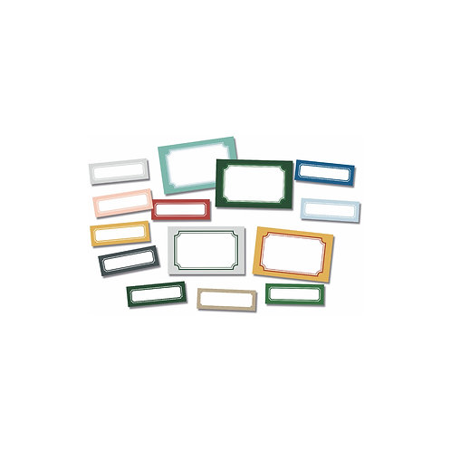 Nov/Dec 2020 Christmas Custom Card Kit Labels