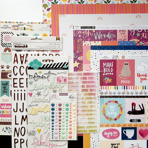 July/August 2019 mix up kit!