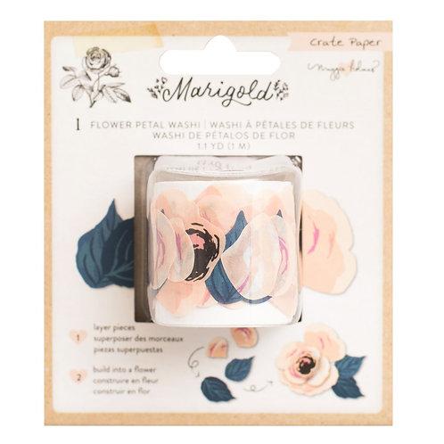 Crate Paper Marigold Petal Washi Tape