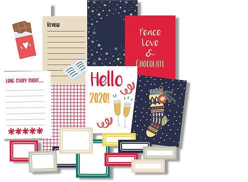 Christmas Choice Custom Card Set - Nov/Dec 2019