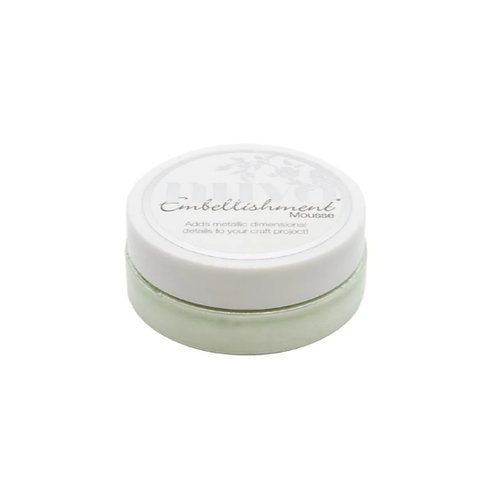 Nuvo Embellishment Mousse - Honeydew