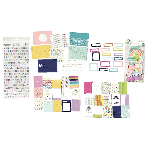 March/April 2020 Quirky Kit Custom Cards Kit