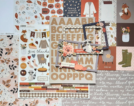 September/October Quirky Kit Lite