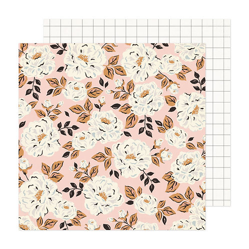 Crate Paper Fresh Bouquet Flora Patterned Paper