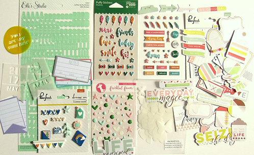 Liana Quirky Kit Embellishments