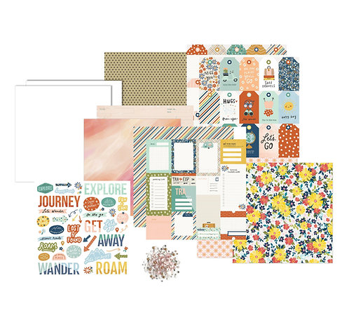 July/August 2021 Quirky Kit Lite