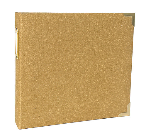 Glitter 8x8 album and page protectors bundle