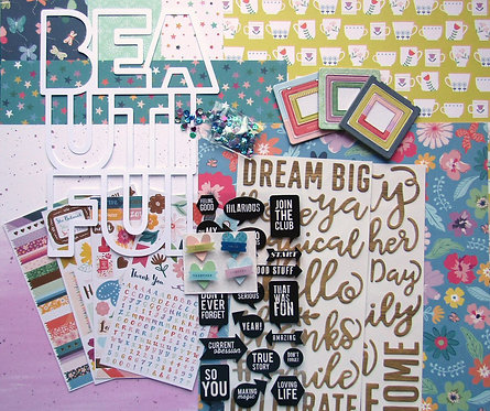 Jelly Babies Quirky Kit Main Kit
