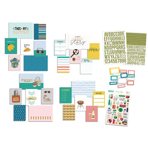 May/June 2021 Custom Cards Quirky Kit