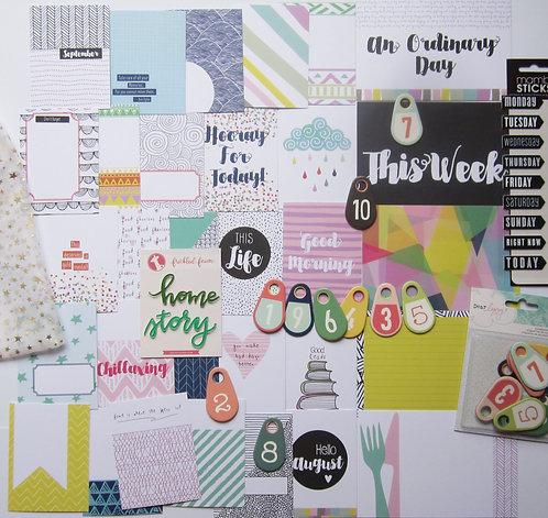 Pinata Quirky Custom Cards Kit