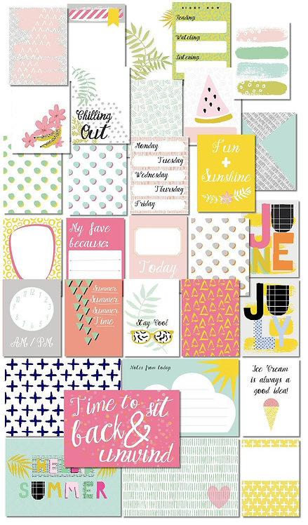 Festival Quirky Custom Cards Set
