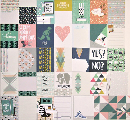 Equilateral Quirky Custom Cards Kit