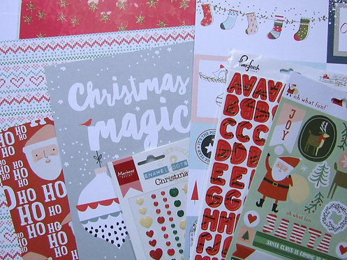 Santa Claus Lane Quirky Kit Lite