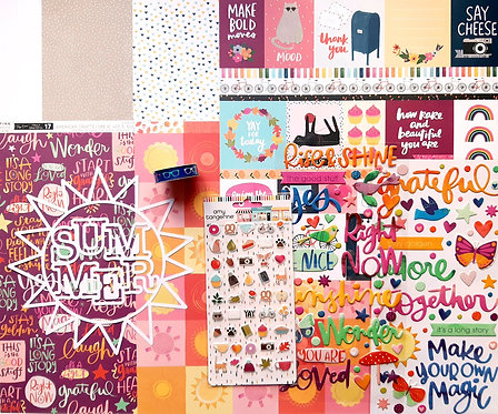 July/August 2019 Quirky Kit Lite