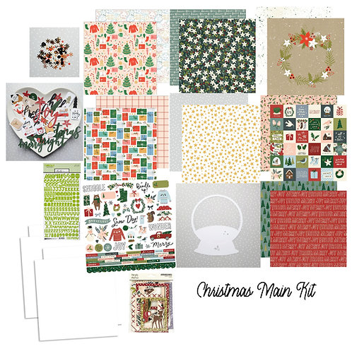 Christmas Edition November/December Quirky Kit Main