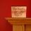 Thumbnail: Custom Engrave Wood Sign