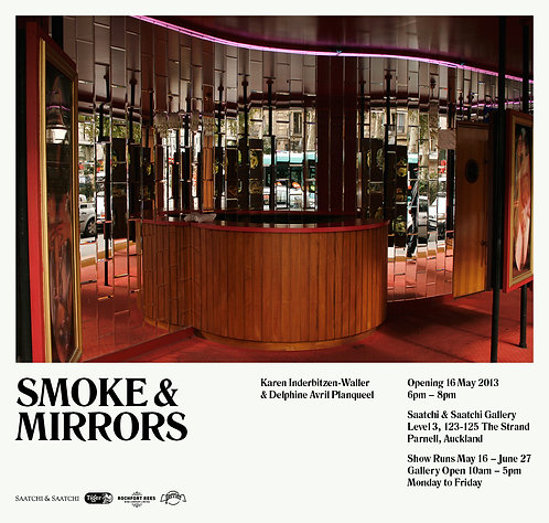 Smoke & Mirrors poster