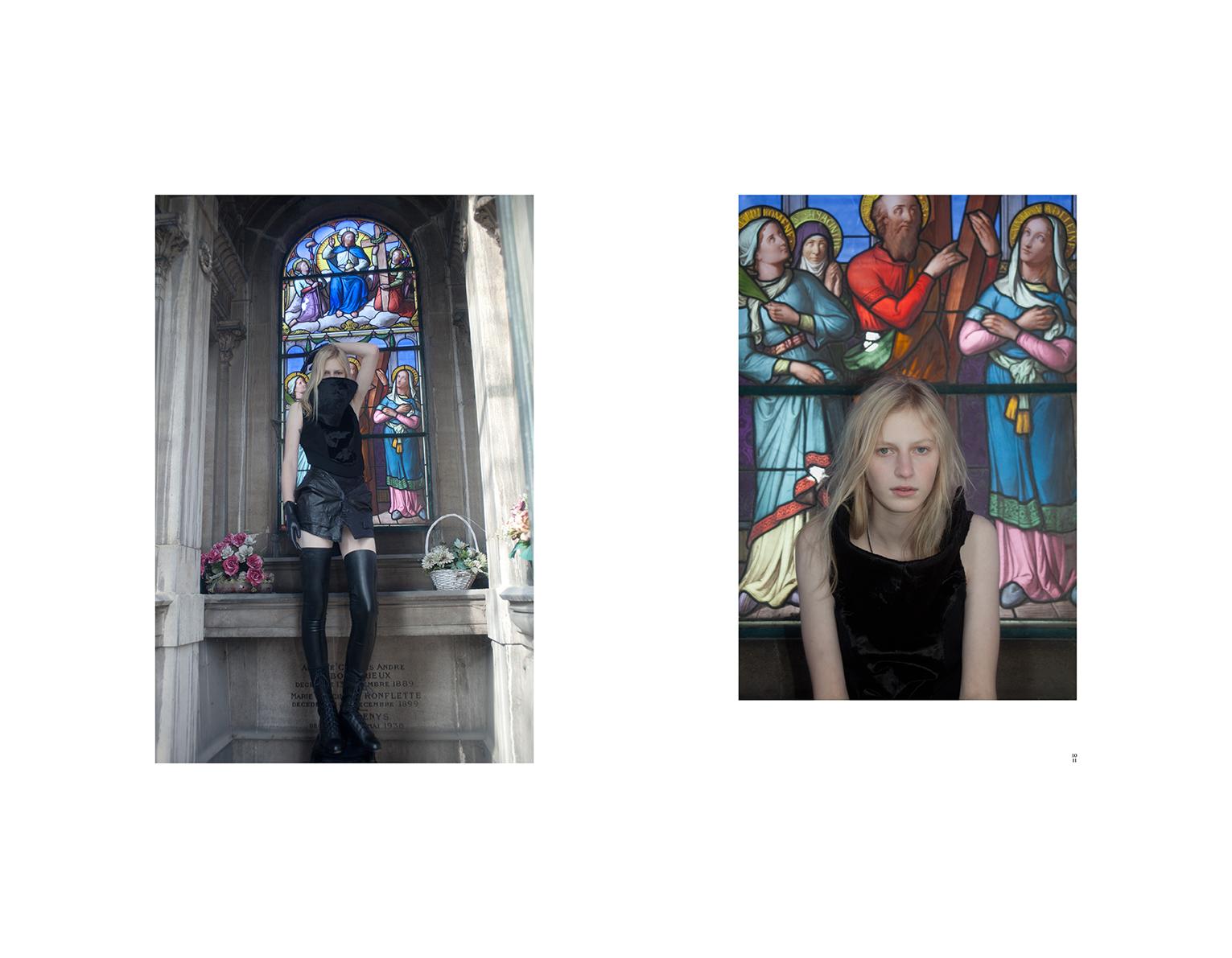 Smoke & Mirrors x Julia Nobis