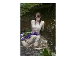 Ingrid Starnes perfume campign