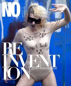 No magazine x Peaches