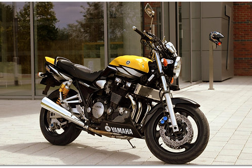 SOLD 2003 YAMAHA XJR1300 SP