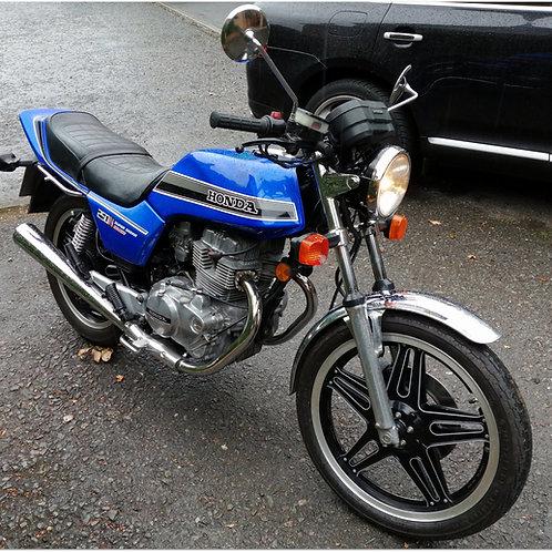 "SOLD - 1983 Honda 250 Superdream ""Deluxe"""