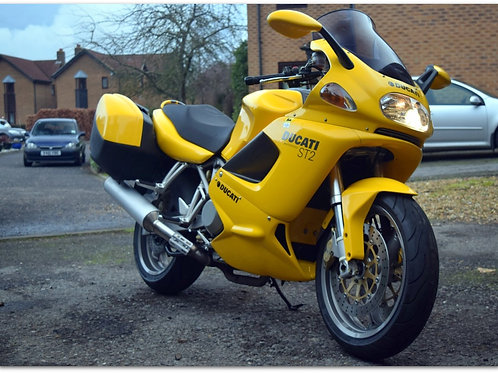 SOLD - 2004 DUCATI ST2 JUST 15K MILES