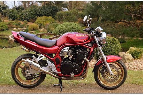 SOLD - 2000 Suzuki GSF1200 Bandit Just 16,200 miles