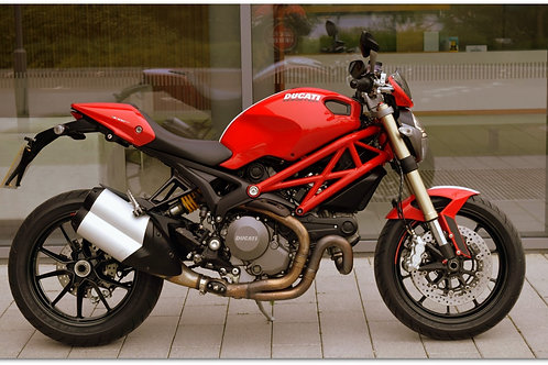 SOLD - 2011 DUCATI MONSTER 1100 EVO