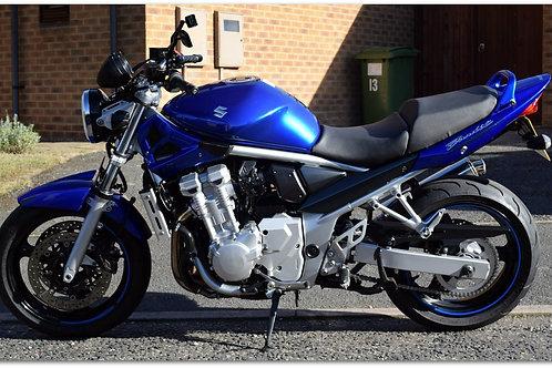 SOLD - 2007 SUZUKI 650 BANDIT